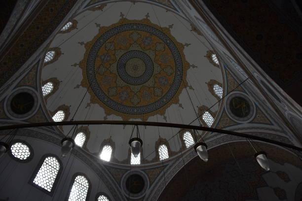 london, großbritannien - selimiye moschee stock-fotos und bilder
