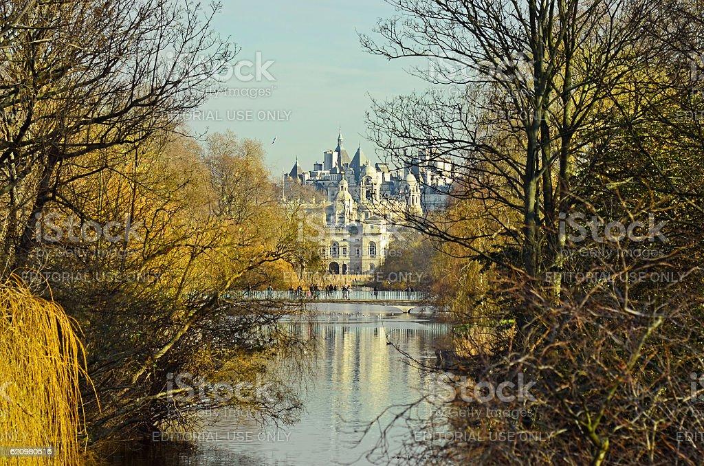 Reino Unido-Londres foto royalty-free