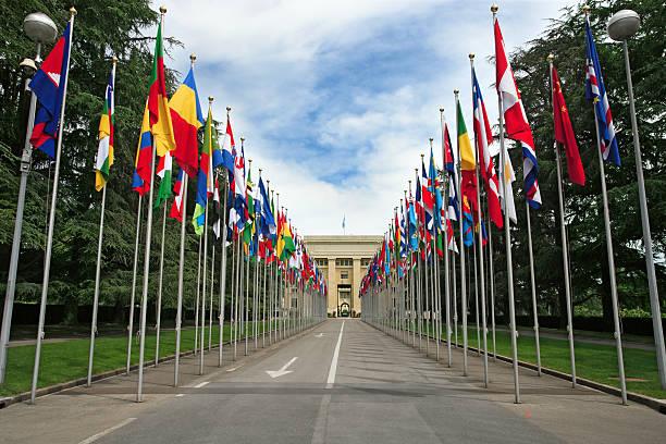 공통사항 네이션즈 제네바 - united nations 뉴스 사진 이미지
