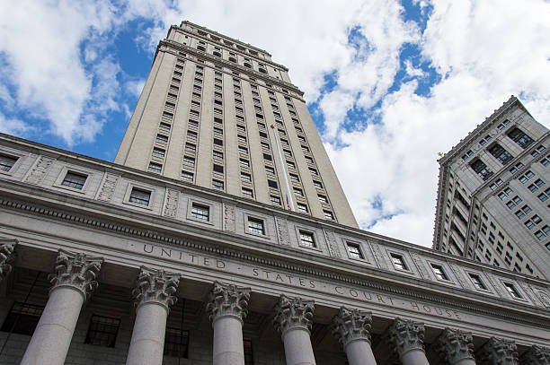 United State Court House in New York – Foto
