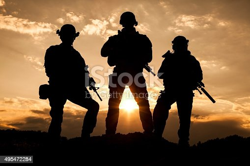 istock United States Army rangers 495472284