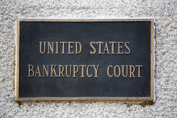 united states bankruptcy court new york city - bankruptcy stock pictures, royalty-free photos & images