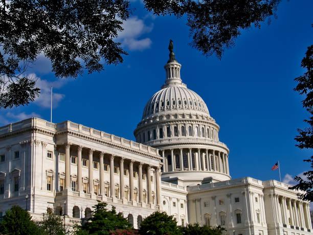 capitolio de los estados unidos, washington, d.c. - legislación fotografías e imágenes de stock