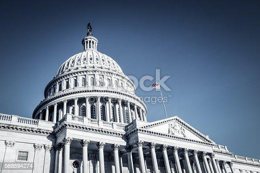 istock United States Capitol 588594274