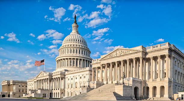 United states capitol with senate chamber under blue sky picture id182727706?b=1&k=6&m=182727706&s=612x612&w=0&h=di4zy2p3xg7gdoh0gqlybh6rdfybovoz2yi3vlqbabs=