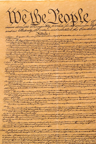 constitution of usa 1 a brief explanation of the constitution of the united states the constitution was adopted and signed by 39 of the 55 delegates to the constitutional convention.