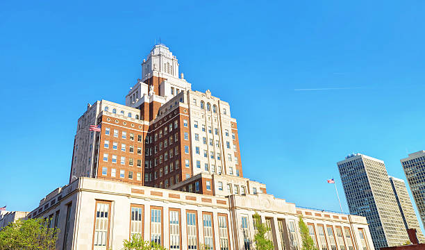 united states custom house in chestnut street in philadelphia - fda stock photos and pictures