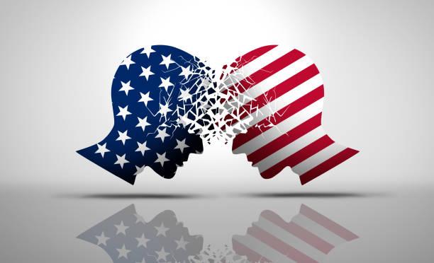 united states debate - presidential debate стоковые фото и изображения