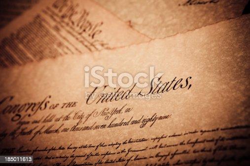 826166958 istock photo United States Historic documents 185011613