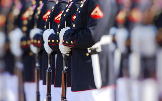 United States Marine Corps Stock Photo - Download Image Now