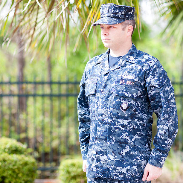 Best Us Navy Uniform Stock Photos, Pictures & Royalty-Free