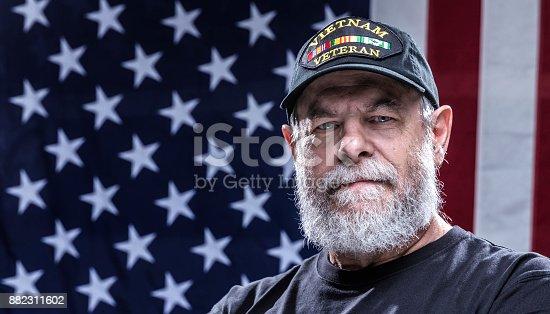 United States Navy Authentic Vietnam War Military Veteran