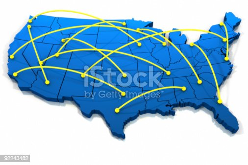 520945644 istock photo United States networking lines 92243482