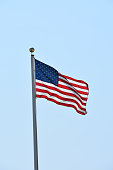 istock United States of America flag 1180016737