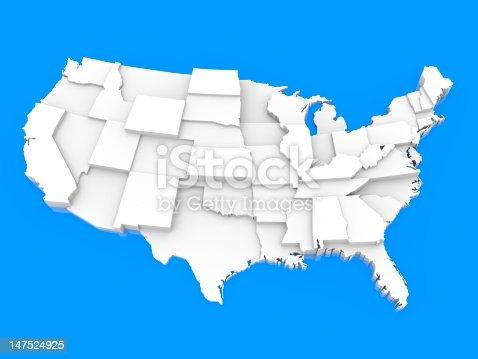 1062171194 istock photo United states of America 147524925