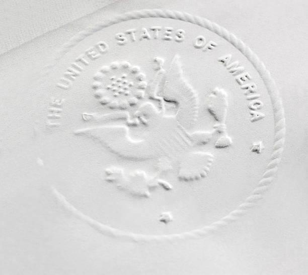 Vereinigte Staaten von Amerika-Briefmarke – Foto