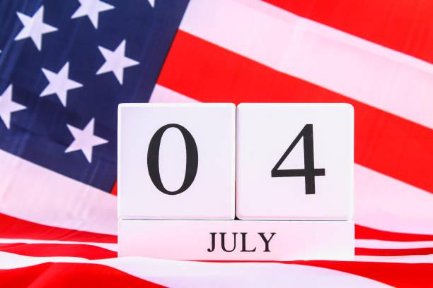 united states of america usa flag for 4th of july - memorial day zdjęcia i obrazy z banku zdjęć