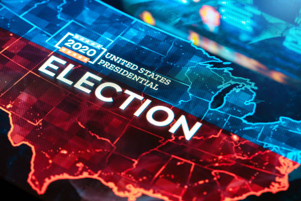 United States Presidential Election 2020 United States Presidential Election 2020 election stock pictures, royalty-free photos & images