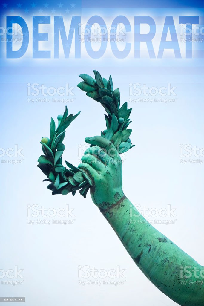 United States Presidential Elections 2016 - concept image stock photo