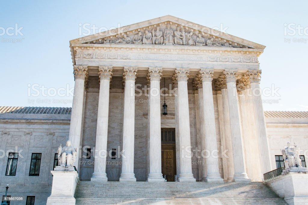 United States Supreme Court Building – zdjęcie