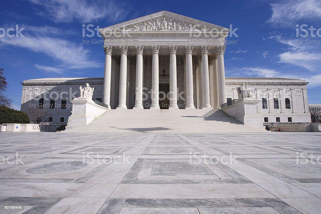 Budynek Sądu Najwyższego Stanów Zjednoczonych – zdjęcie