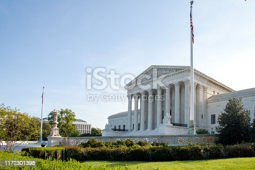 The Supreme Court of the United States of America, Washington, DC.