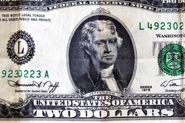 Best Two Dollar Bill Stock Photos, Pictures & Royalty-Free