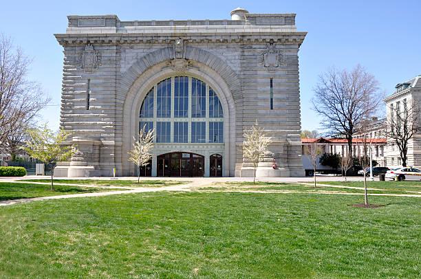 Unites States Naval Academy stock photo