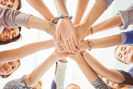 Unity And Cooperation Stock Photo - Download Image Now