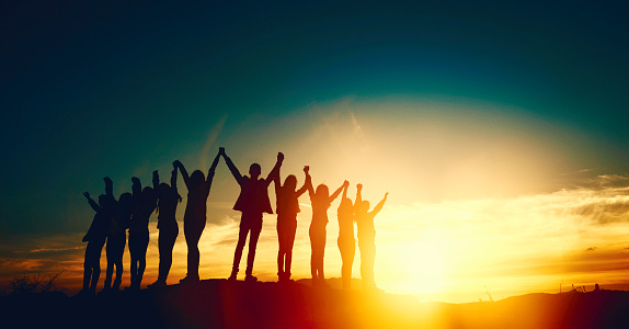 istock unity and friendship 584246464