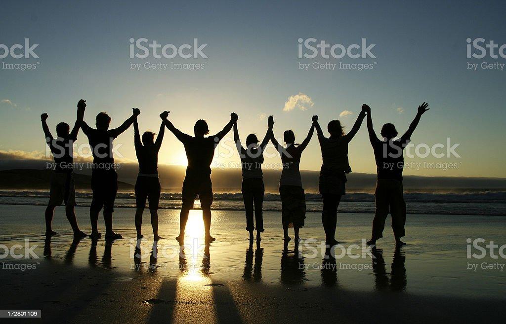 unity stock photo