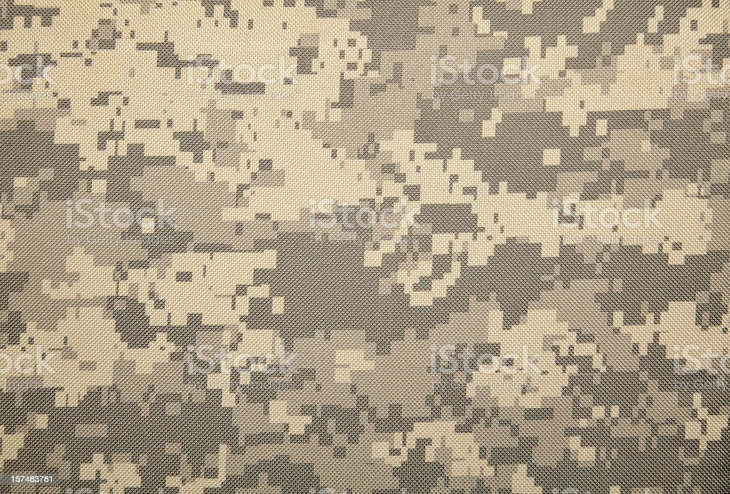 Universal Camouflage Pattern stock photo