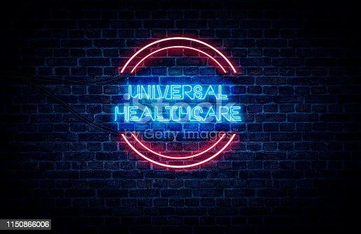 istock Universal Healthcare 1150866006