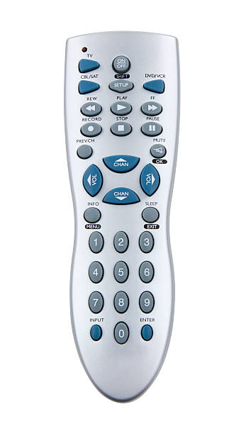 Universal Remote Control stock photo