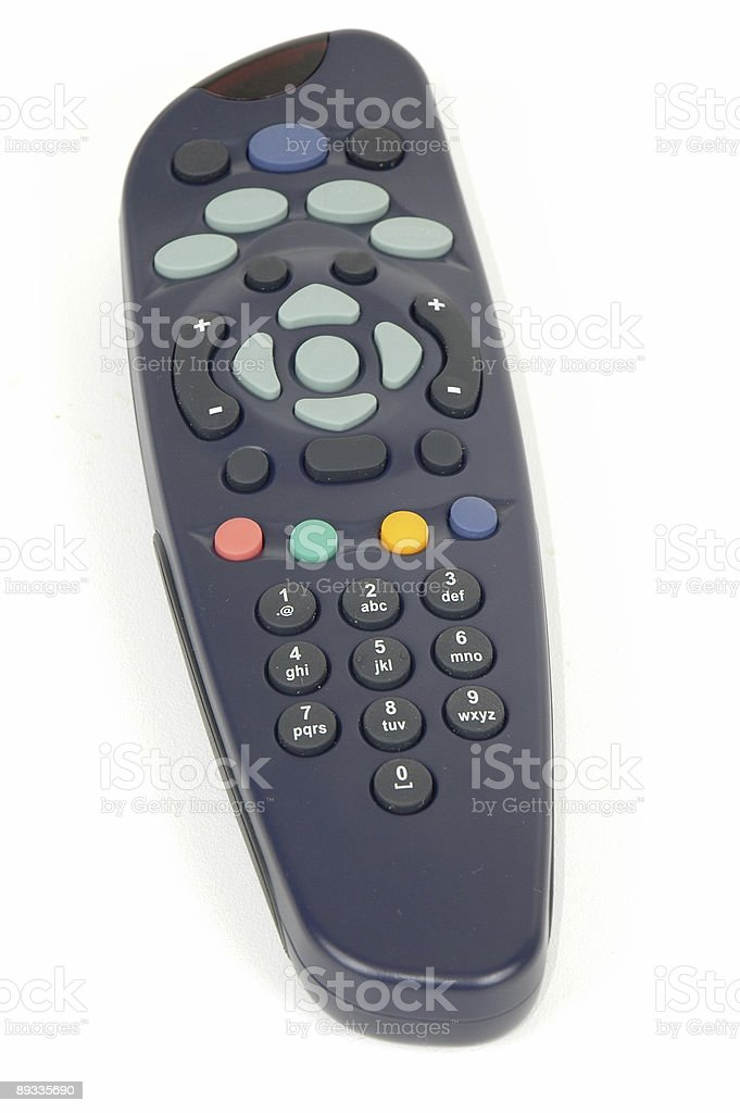 Universal Remote Control royalty-free stock photo