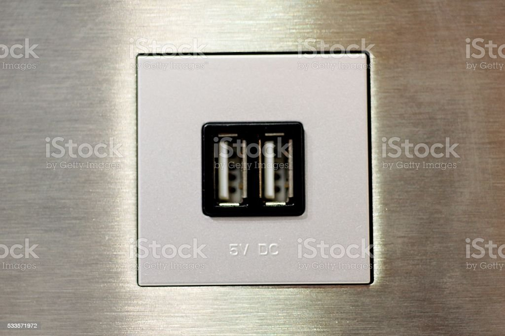 Universal Serial Bus stock photo