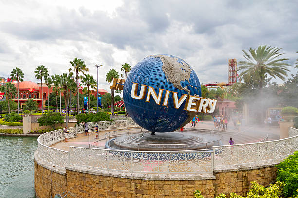 Universal Studios Orlando stock photo