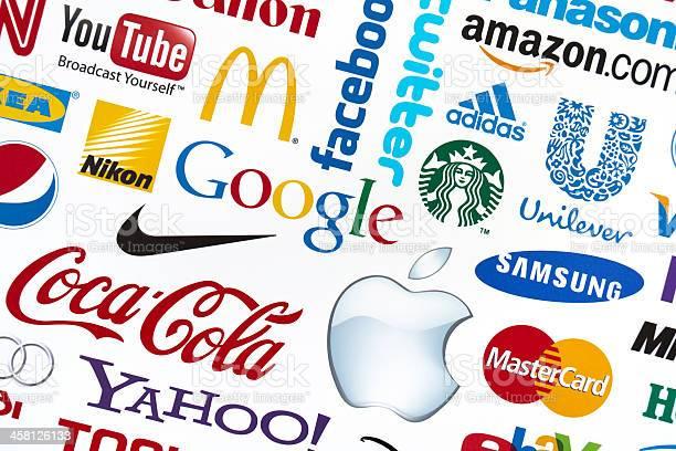 Universally popular brand logotypes picture id458126133?b=1&k=6&m=458126133&s=612x612&h=ykedavvnayhnxwarnacbfjx5krxqn1qlwxmbbpnprm8=