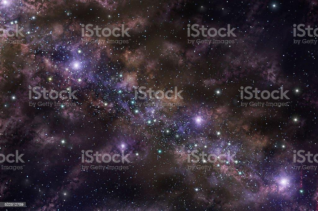 universe deep space star nebula stock photo