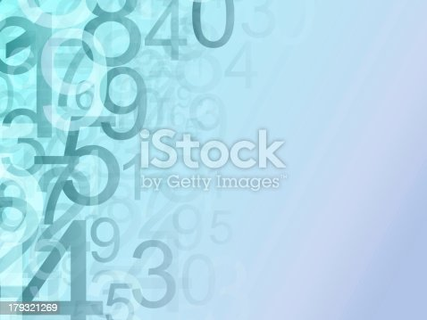 istock Universe of Numbers 179321269