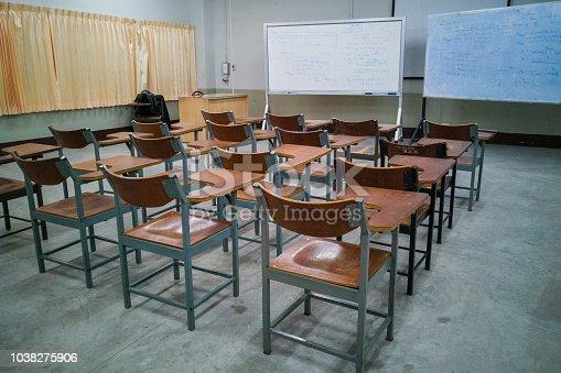 881192038istockphoto University classroom 1038275906