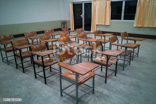 881192038istockphoto University classroom 1038292030