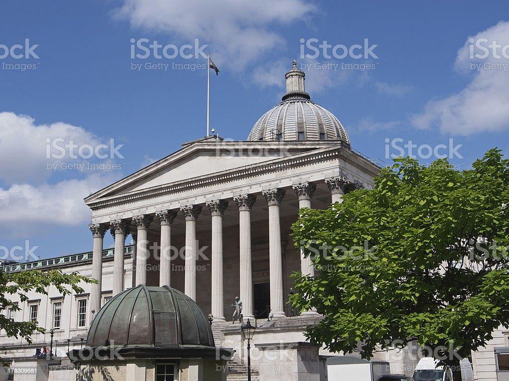 University College, London stock photo