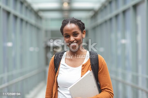 1009493672istockphoto University Female Posing 1170598194