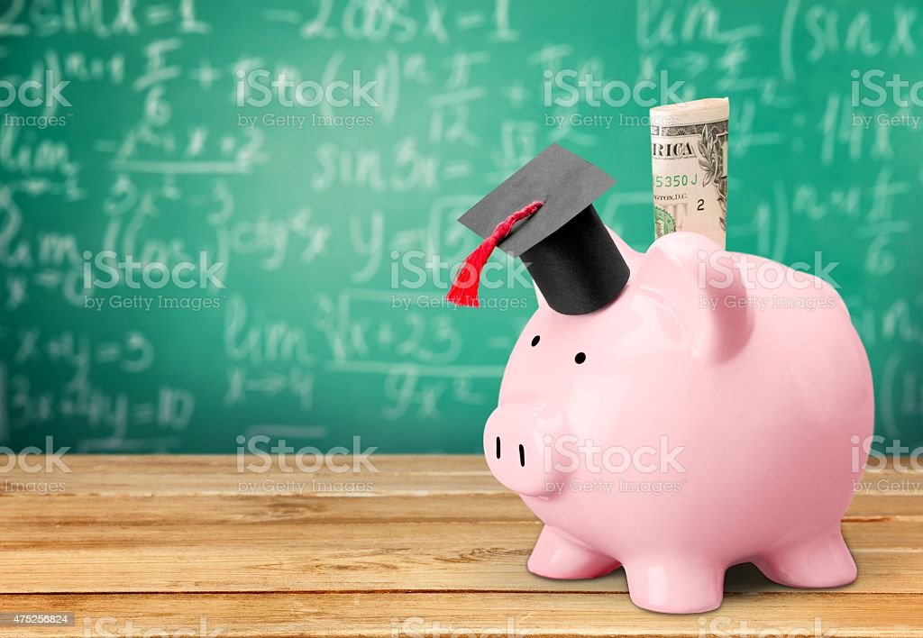 University, Finance, Charity and Relief Work stock photo