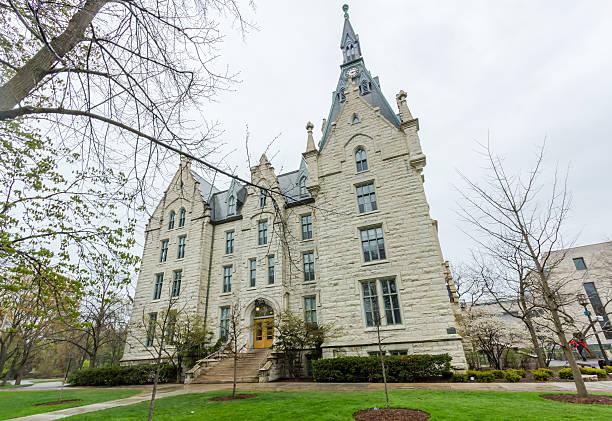 University Hall at Northwestern