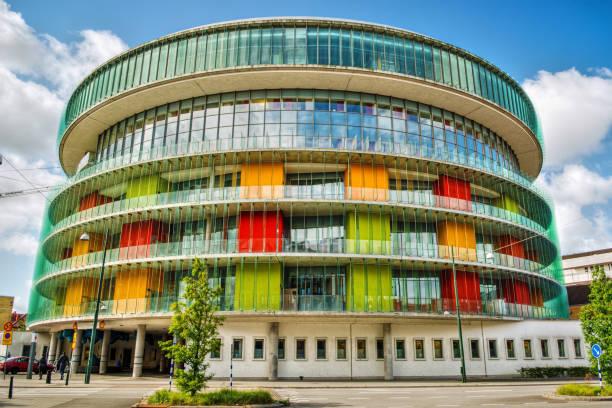 universitetssjukhuset malmö hdr - skåne bildbanksfoton och bilder