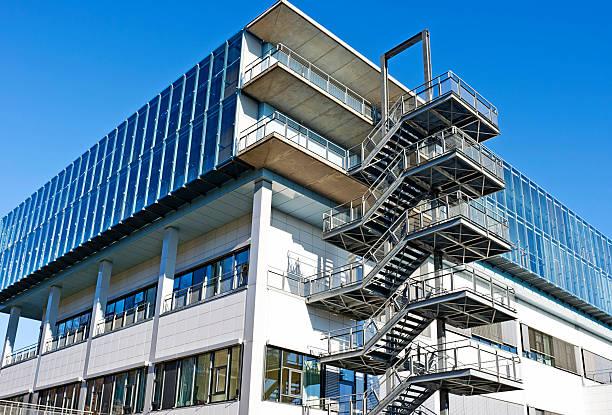university hospital of marburg - marburg uni stock-fotos und bilder