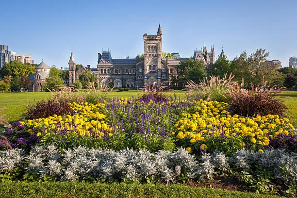University in Toronto stock photo