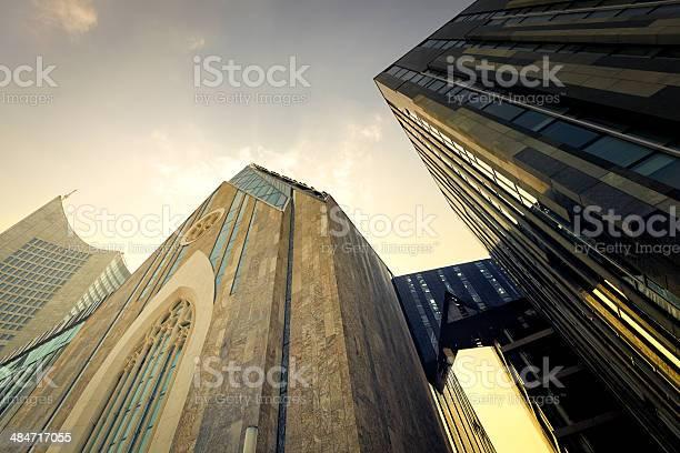 University Leipzig Stock Photo - Download Image Now